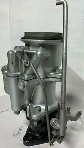 1949 1950 1951 1952 1953 1954 PLYMOUTH DODGE CARBURETOR REBUILT D6H1 CARTER