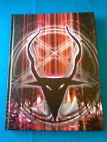 Rol - Aquelarre la tentación - Segunda edición color - Ediciones Pandora RL589
