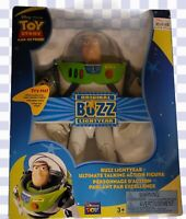 Disney Pixar Toy Story & Beyond! Buzz Lightyear Ultimate Talking Action Figure
