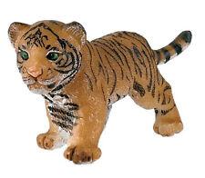 Papo 50021 Tiger Cub Realistic Wild Animal Model Figurine Toy Replica - NIP