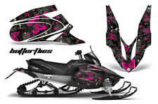 YAMAHA APEX GRAPHIC STICKER KIT AMR RACING SNOWMOBILE SLED WRAP DECAL 06-11 BFPK