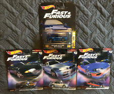 Hot Wheels Fast & Furious Nissan Skyline GTR (R34, BNR32, BNR34) Silvia S15 4