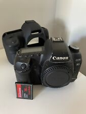 Canon EOS 5D Mark II 21.1 MP Digital SLR Camera - Black (Body Only)