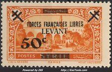 LEVANT FORCES FRANCAISES LIBRES N° 41 NEUF ** SANS CHARNIERE