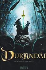 Durandal 1, Splitter