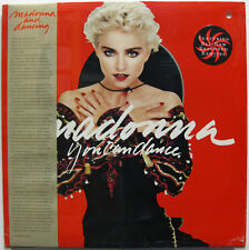 MADONNA You Can Dance 1987 US SEALED Remixes LP Hype STICKER + Sash DANCE