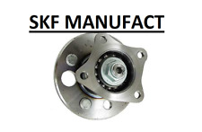 Axle Bearing and Hub Assembly Rear / w/o ABS
