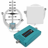 LTE Band 28 700/850/1800/2100/2600/MHz Mobile Signal Booster 70dB Amplifier Kit