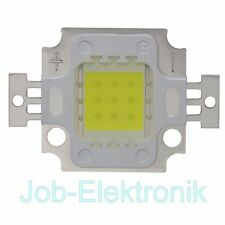 10w High-Power LED chip + + blanco cálido + + 9 - 12v eh emisor lámpara lámpara