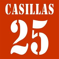 Casillas 25 Real Madrid Goalkeeper football shirt 2000 - 2001 FLEX NAMESET PRINT
