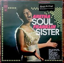 Aretha Franklin - Soul Sister LP [Vinyl New] Limited 180gm Vinyl MOVLP516