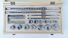 Amadeal 26pc Keyway Broach Set - HSS/Metric