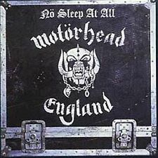 MOTORHEAD COASTER NO SLEEP AT ALL JUMBO COASTER 10 X 10CM  FREE UK P&P ANIMAL