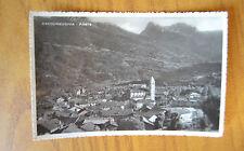 CARTOLINA BARDONECCHIA PINETE 1932 VIAGGIATA NUMISM SUBALPINA