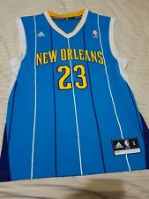 Anthony Davis NEW ORLEANS HORNETS JERSEY    MENS  ADIDAS SMALL AUTHENTIC