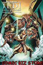 STAR WARS JEDI FALLEN ORDER DARK TEMPLE #4 (OF 5) (2019) WILL SLINEY MAIN COVER