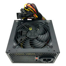 650 Watt 24/20-pin 4/8-pin ATX Computer PC System Power Supply w/SATA PCIe