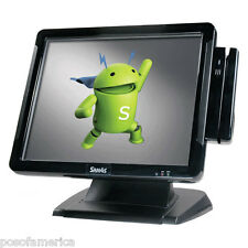 SAM4s SAP-4800ii POS Restaurant All-in-one Android Touch Screen Terminal MSR NEW