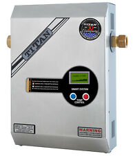 Titan N120-S Whole House Tankless Water Heater w/ temperature display