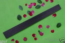 DIY  electric Guitar Fretboard Top grade rosewood blank Luthier Made Std #22