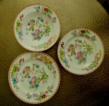 "MINTON china CUCKOO 3934 pattern, 3 piece set, 9"" Plate, Salad & Soup"