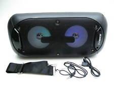 "Fisher Fbx520 Portable Bluetooth Speaker 5"" Speakers"