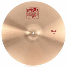 Paiste 18 inch 2002 Crash Cymbal