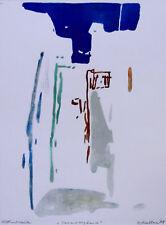 Koller, Oskar, Mykonos, Nürnberg, Original  handsigniert, top Zustand, WVZ 733