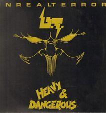 Unreal Terror – Heavy & Dangerous - Bess – BSMX 0019 - Ita 1985