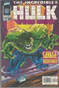 INCREDIBLE HULK (1968) #447 - Back Issue