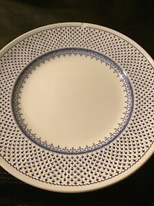 St. Louis English Ironstone Franciscan Made in England Plate ** Small Chip **