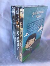 3 DVD Pack - Los Pròximos Tres Días,El Peleador, Salvando al Soldado Perez, NEW
