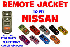 REMOTE COVER FOR NISSAN ALTIMA MAXIMA 350Z ARMADA MORE PROTECTIVE KEY FOB - GRAY