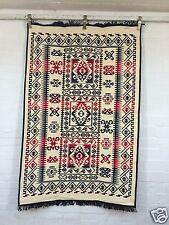 Orientteppich Kelim Fleckerlteppich 180x120 Teppich Handgewebt Tapis Tappeto Rug