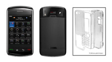 Coque Cristal Transparente Protection Rigide~ Blackberry 9500 Storm / 9530 Storm