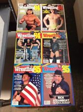 The Ring And Wrestling Lot Of 30 Issues