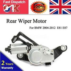 NEW 67636921959 REAR WIPER MOTOR for BMW 1 Series 2003-2012 E87,2006-2012 E81