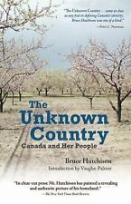The Unknown Country: Canada and Her People (Wynford Project)-ExLibrary