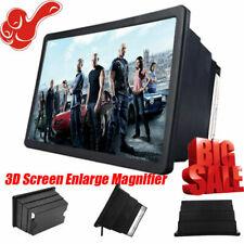 Portable 3D Video Enlarge Smartphone Screen Magnifier Amplifier Universal US Hot