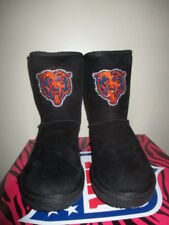 Chicago Bears  Womens Cuce The Patron II  Boots -  Size 6