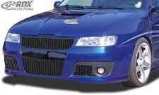 RDX Stoßstange SEAT Ibiza & Cordoba 6K (1999-2002) Front Schürze Vorne Spoiler