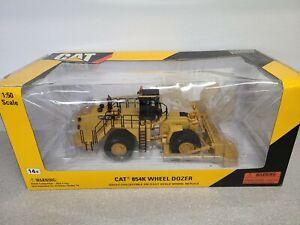 Caterpillar Cat 854K Wheel Dozer - Norscot 1:50 Scale Model #55231