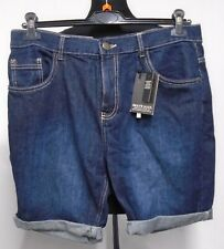 Brave Soul Denim Shorts New  Size L  W36 (R2/A4-A)