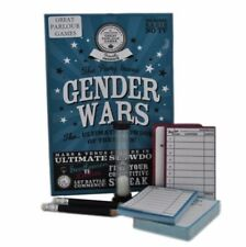 Gender Wars Party Trivia Quiz Game Boys vs Girls