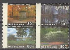 Nederland NVPH 1814-17 De Vier Jaargetijden 1999 uit PB 53 Postfris