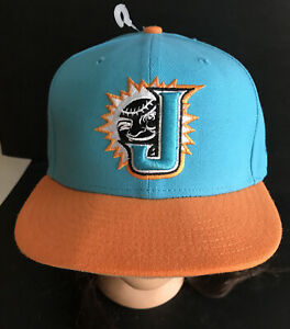 Vintage Jacksonville Suns New Era 950 SnapBack Baseball Hat Cap Minor League MLB