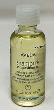Aveda Shampure Composition Oil 1oz 30ml