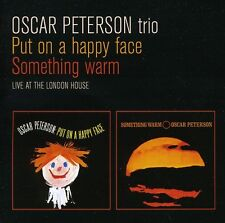 Oscar Peterson - Put on a Happy Face / Something Warm [New CD]