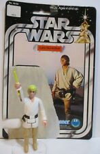Star Wars Vintage Luke Farmboy Cardback 1977 Kenner Action Figure Collection