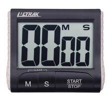 Ultrak T-2 Simple Jumbo Display Timer - XL DISPLAY - LOUD ALARM Built In Memory